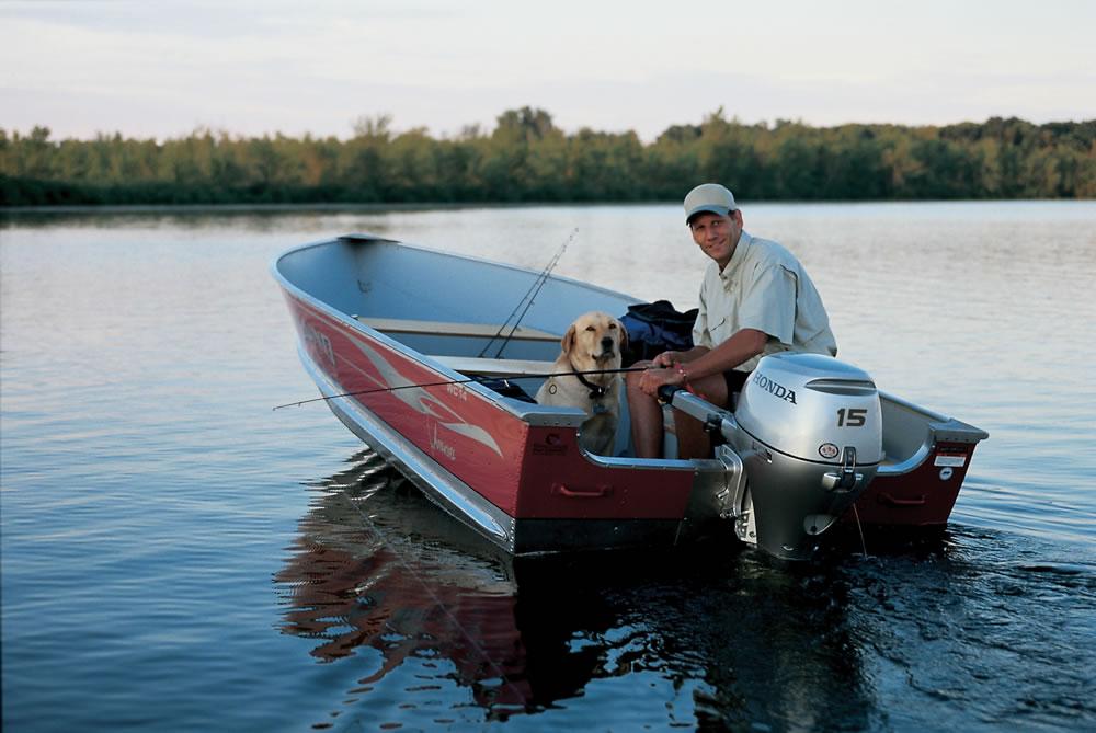 Honda Marine Portable Outboards