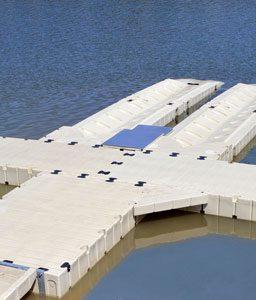 EZ Docks: EZ PONTOON LIFT
