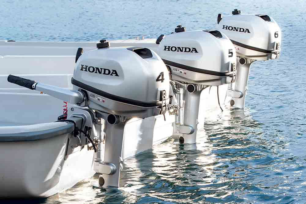 Honda Marine Portable Outboards