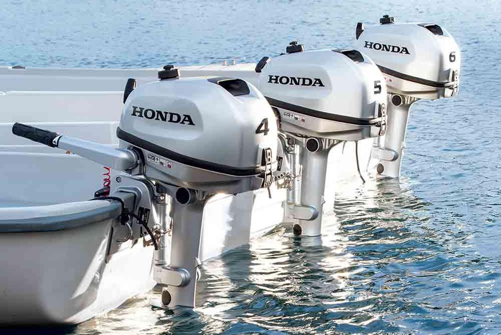 Honda Marine | Brigantine, NJ Honda Outboards | Jolly Roger