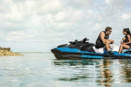 GTX Luxurious Sea Doo