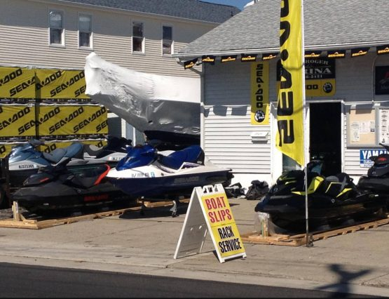 south jersey shore marina sells seadoo