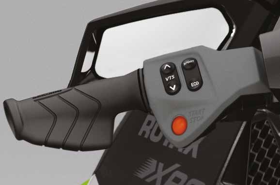 high performance variable trim system on the seadoo 2019 gtr x 230