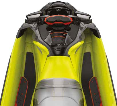 2019 seadoo feature Ergolock™ System