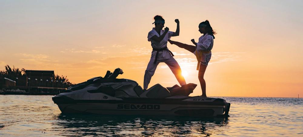 2020 Seadoo gtx limited model from jolly roger marina