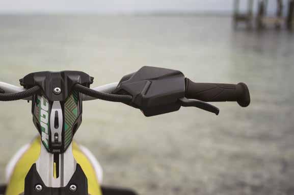 2019 seadoo intelligent brake and reverse