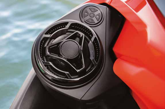 2019 seadoo featured BRP Audio-Premium (Optional)