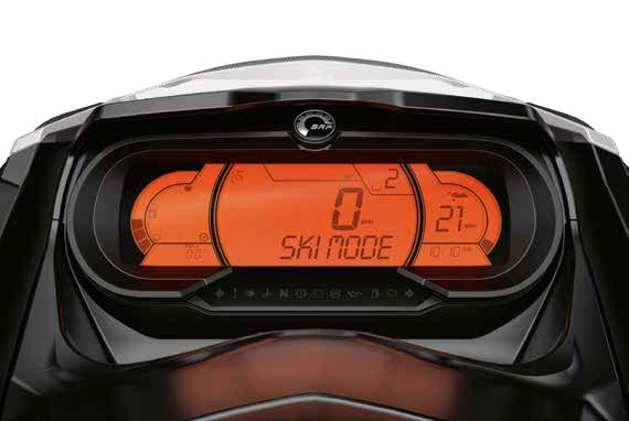 seadoo ski mode featured on the 2019 models