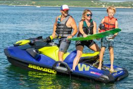2020 sea doo wake170 model for sale at jolly roger marina