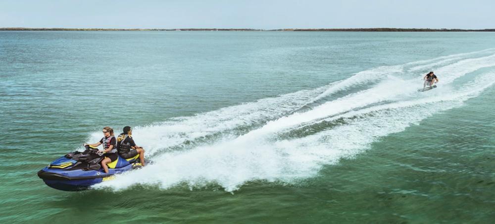 2020 seadoo wake pro 230 at jolly roger marina