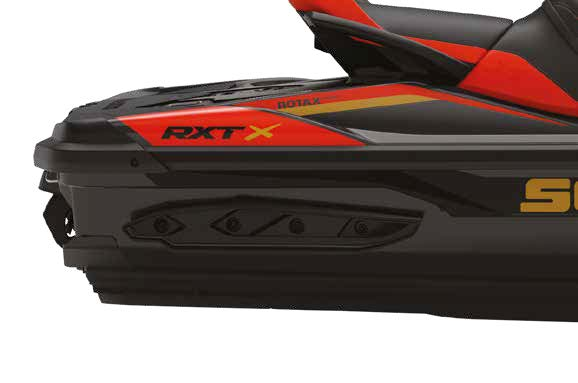 2019 seadoo feature Race-inspired X-Sponsons