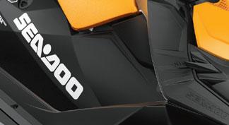 2021 seadoo front storage bin kit