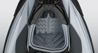2021 seadoo feature large front storage