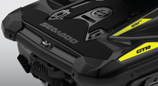 2021 seadoo feature Swim Platform with Integrated LinQ™ System
