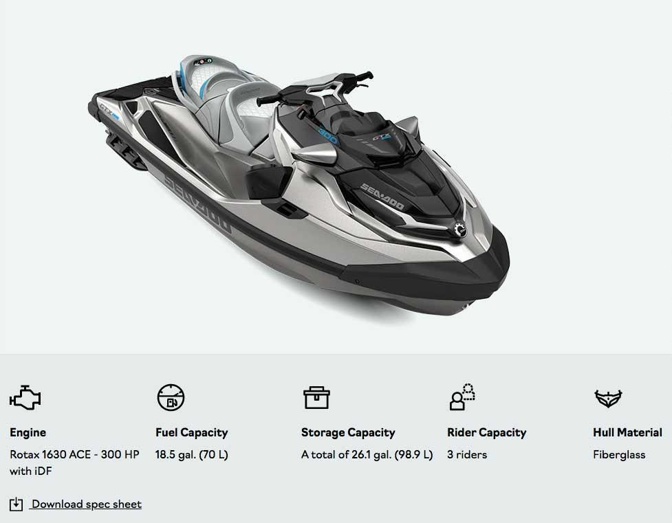 2021 gtx limited 230 300
