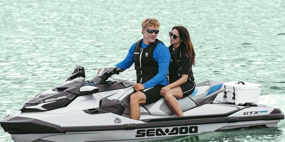 2021 Seadoo gtx limited model from jolly roger marina