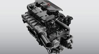 2021 seadoo feature ROTAX® 1630 ACE™ - 300 engine