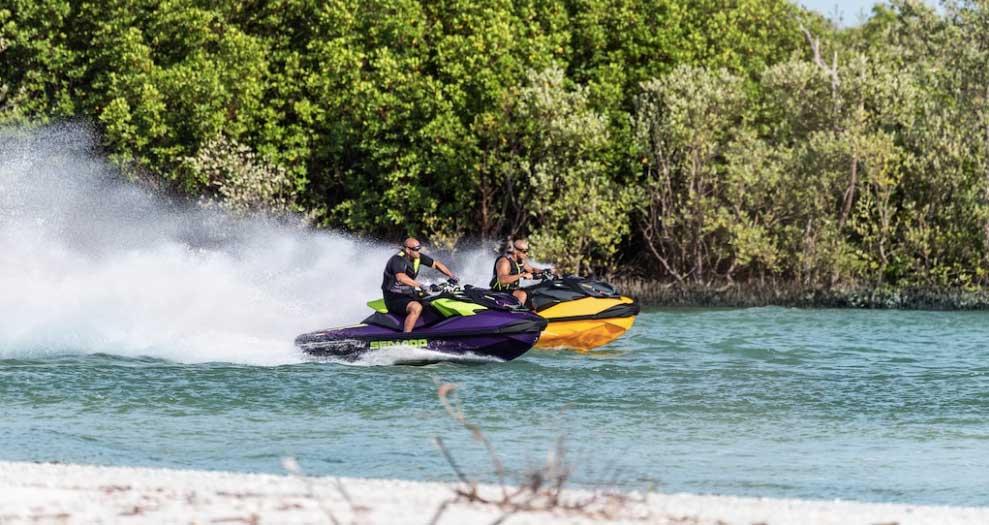 buy the 2021 rxp-x 300 sea doo from jolly roger marina in nj