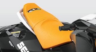 2021 seadoo Slim Seat feature