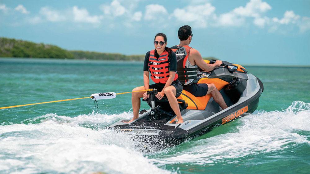 gtise 2021 model seadoo purchase from Jolly Roger Marina NJ
