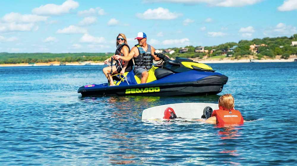 2021 sea doo wake170 model for sale at jolly roger marina