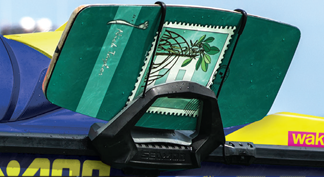 2021 seadoo features WAKE 170 wakeboard rack